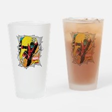 Nightcrawler X-Men Drinking Glass