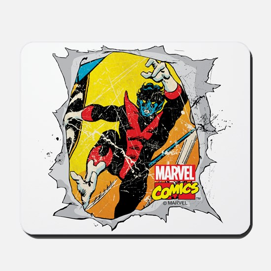 Nightcrawler X-Men Mousepad