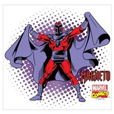 Magneto X-Men Wall Art Poster