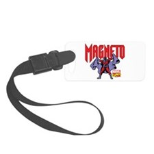 Magneto X-Men Luggage Tag