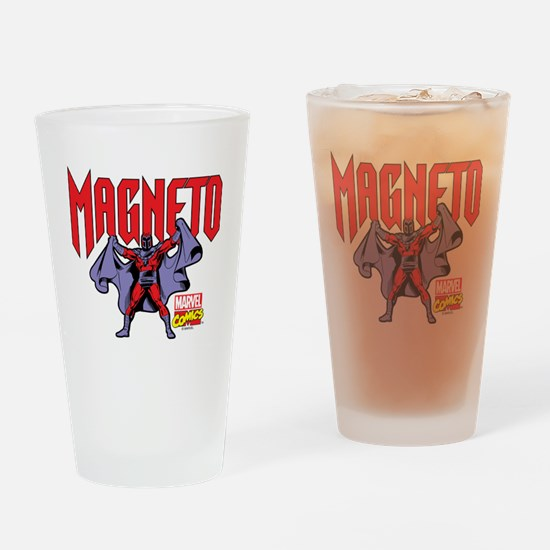 Magneto X-Men Drinking Glass