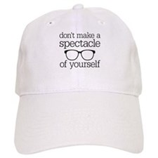 Spectacle of Yourself Baseball Cap