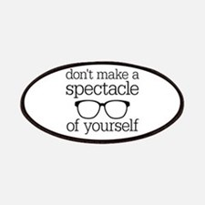 Spectacle of Yourself Patches