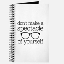 Spectacle of Yourself Journal