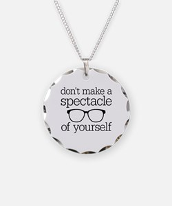 Spectacle of Yourself Necklace
