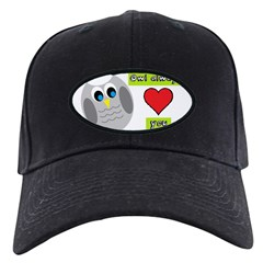 Owl always love you Baseball Hat