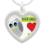 Owl always love you Necklaces