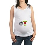 Owl always love you Maternity Tank Top