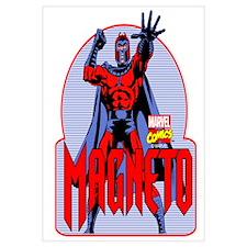 Magneto X-Men Wall Art
