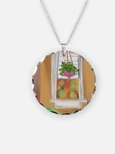 Swedish Ivy Necklace