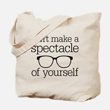 Spectacle of Yourself Tote Bag