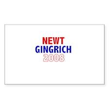 Newt RWB Rectangle Decal
