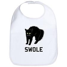 Swole Cat is Kitten Swole Bib