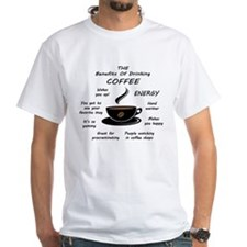 The Benefits Of Cofee T-Shirt