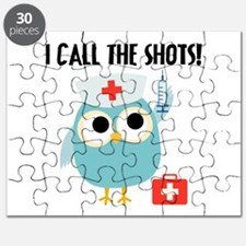 Owl Nurse Puzzle