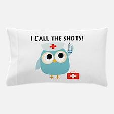 Owl Nurse Pillow Case
