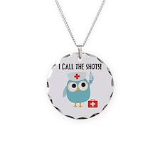 Owl Nurse Necklace