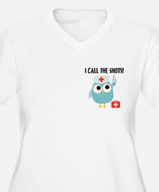 Owl Nurse T-Shirt