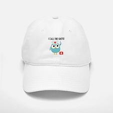 Owl Nurse Baseball Baseball Cap