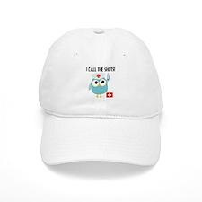 Owl Nurse Baseball Cap