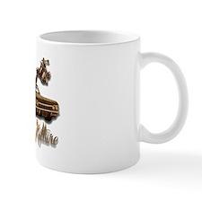 Kustom Kulture car tattoo gun mug Mug
