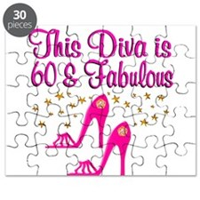 60TH DIVA Puzzle