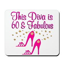 60TH DIVA Mousepad