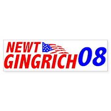 Newt Bumper Bumper Car Sticker