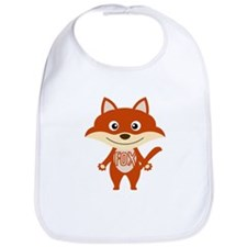 Red Fox Bib