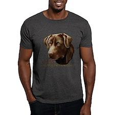 Chocolate Labs Rock T-Shirt