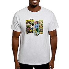 Professor X Comic Panel T-Shirt