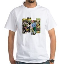 Professor X Comic Panel Shirt