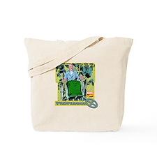 Professor X Tote Bag