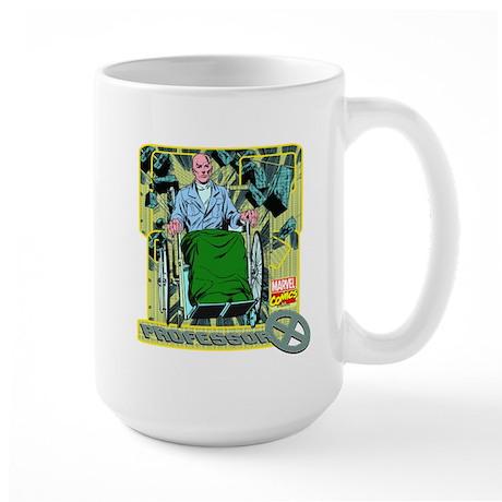 Professor X Large Mug
