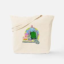 Professor Xavier X-Men Tote Bag