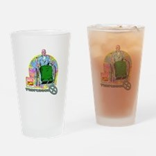 Professor Xavier X-Men Drinking Glass