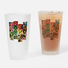Phoenix Drinking Glass