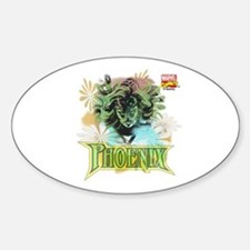 Phoenix Sticker (Oval)