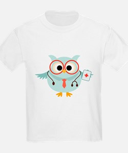 Owl Doctor T-Shirt