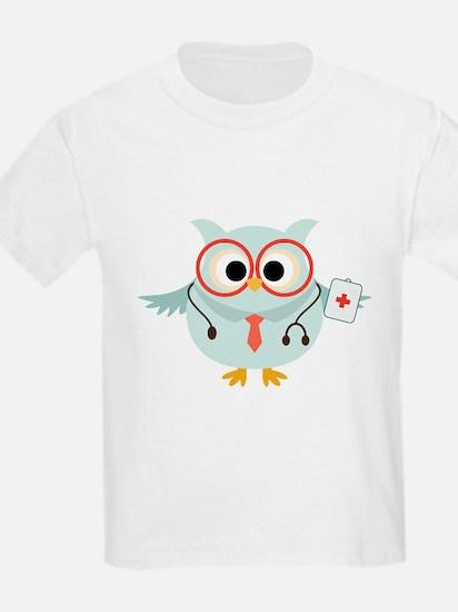 Owl Doctor T-Shirt