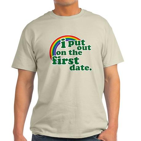 First Date Light T-Shirt