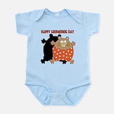 Happy Groundhog Day Infant Bodysuit