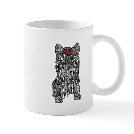 Yorshire Terrier Mugs