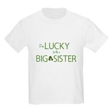 Lucky Big Sister T-Shirt