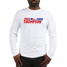 Fred 2008 Long Sleeve T-Shirt