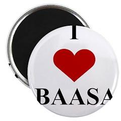 I Love (heart) Obaasan Magnet