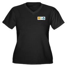 AWG NE Plus Size T-Shirt