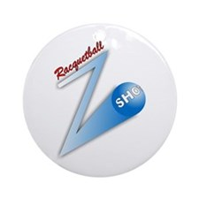 Z-Shot Ornament (Round)