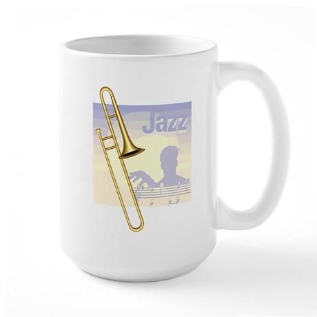 Jazz Trombone Mugs