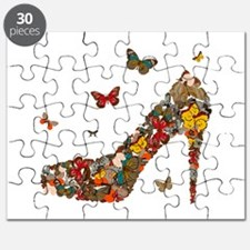 Butterflies and Heels Puzzle
